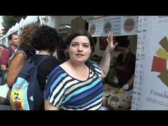 Channel Cheese - Slow Food CHEESE Festival Presidia at Bra, Piedmont, It...