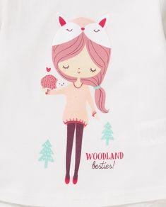 c97b698da Camiseta de bebé Unit Woodland · Moda y Accesorios · Hipercor