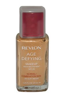 Revlon Age Defying Makeup with Botafirm for Normal/Combination Skin $8.99 #coupay #beauty #womens