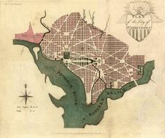 DC map.