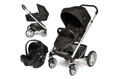 The top 15 lie-flat buggies designed to be used from birth