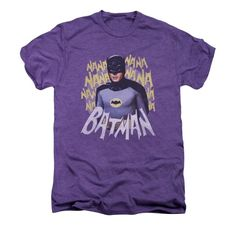Batman Classic TV - Theme Song Premium T-Shirt