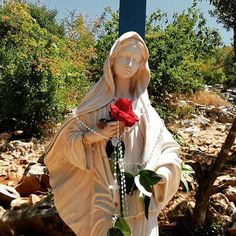 """Medjugorje: Marija - """"Our Lady is preparing us for the Triumph of her Immaculate Hear."""