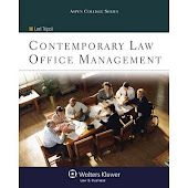 My blog on law office management:   http://ContemporaryLawOfficeManagement.blogspot.com