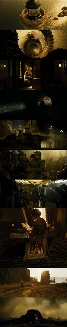 'A Very Long Engagement' (Jean-Pierre Jeunet, 2004) Cinematography by Bruno Delbonnel