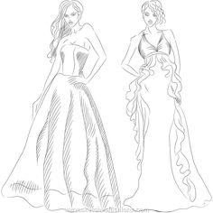 fashion coloring book Google Search COLOR ME Pinterest
