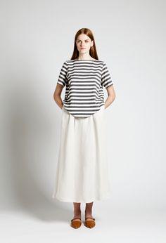 Wallis Shirt and Sandy Skirt | Samuji SS14 Classic Collection