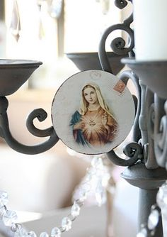 Immaculate Heart of Mary  on china ♥ X ღɱɧღ