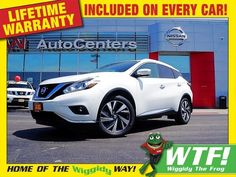 2015 Nissan Murano AWD Platinum - Cargo Package For Sale | Wood River IL | Alton, O'Fallon and Edwardsville Area | 5N1AZ2MH4FN226989