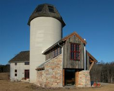 Image result for silo house