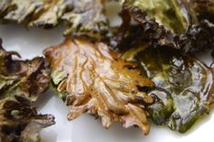 Recipe: Kale Chips (a surprisingly easy and delicious veggie!)