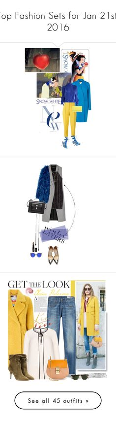 """""""Top Fashion Sets for Jan 21st, 2016"""" by polyvore ❤ liked on Polyvore featuring L.K.Bennett, St. John, 3.1 Phillip Lim, Christian Louboutin, Henri Bendel, modern, women's clothing, women's fashion, women and female"""
