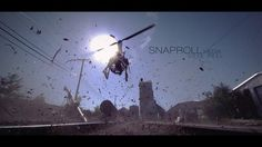 Beautiful High Quality Arial Cinematographic Reel Shot Via Remote Control.   SnapRoll Media (2012)