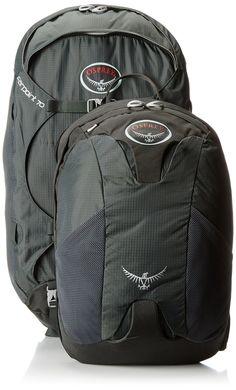 1c2e33bbe0c Amazon.com   Osprey Farpoint 70 Travel Backpack   Internal Frame Backpacks    Sports  amp