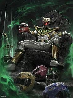 Power Rangers Reboot, Power Rangers Fan Art, Power Rangers Cosplay, Lord Drakkon, All Marvel Heroes, Marvel Comics, Pawer Rangers, Art Basics, Mighty Morphin Power Rangers