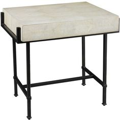 ellsworth serpentine square end table by artistica home furnishings end tables pinterest squares products and home