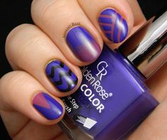 Purple with a Purpose from Lacquer Buzz