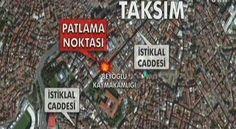 İstanbul Taksim'de patlama! Ölü ve Yaralılar Var « Soh Ahval Haber – Taraf Haber, Tarafımız Yüce Türk Milleti