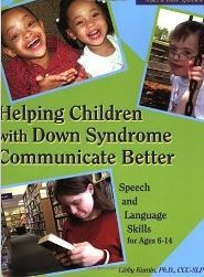 Book Review: Helping Children with Down Syndrome Communicate Better - Pinned by @PediaStaff – Please Visit ht.ly/63sNtfor all our pediatric therapy pins