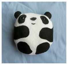 panda front by elbooga, via Flickr