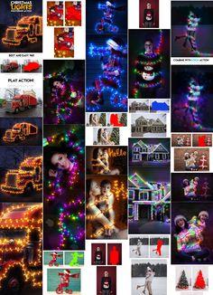 Christmas Lights Photoshop Action  Download here: https://graphicriver.net/item/christmas-lights-photoshop-action/19196889?ref=KlitVogli