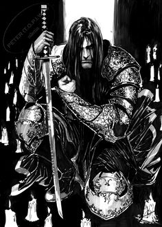 Ian nottingham commission #2 by Stjepan Šejić  Comic Art