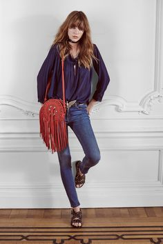 Zadig & Voltaire Spring 2016 Ready-to-Wear Collection Photos - Vogue