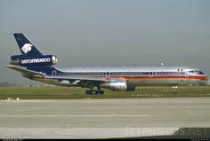 Aeromexico McDonnell Douglas DC-10-30 XA-AMR 46931 Paris Orly - LFPO