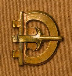 Roman 1st C. Belt buckle - RB27B - no plate