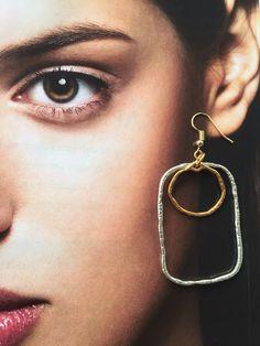 Hoop Earrings, Jewelry, Bijoux, Jewlery, Jewels, Jewelery, Jewerly, Fine Jewelry, Jewel