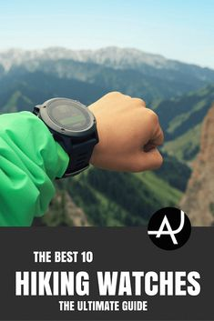 Top 10 Best Hiking Watches of 2017 – Best Hiking Gear For Beginners – Backpacking Gadgets – Hiking Equipment List for Women, Men and Kids Best Hiking Gear, Hiking Tips, Camping And Hiking, Camping Gear, Camping Gadgets, Camping Hacks, Arkansas Camping, Outdoor Camping, Camping Cabins