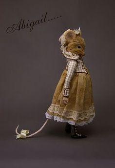 lady mouse
