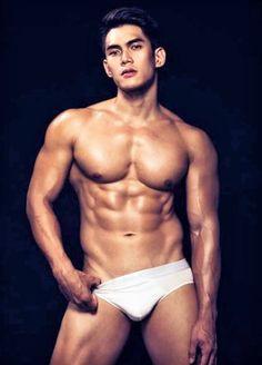 underwear Hot hunk guy