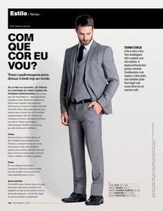 Thiago Rufinelli Major Model Brasil para Men's Health : O modelo Thiago Rufinelli (Major Model Brasil) que tem sua carreira administrada pelo booker Ney Alves em editorial de moda especial Ternos e Gravatas da revista Mens Health | majormodel