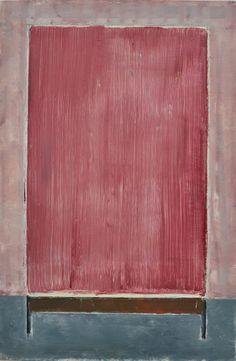 Pius Fox, Sans titre, 2012, huile sur papier, 30 x 20 cm