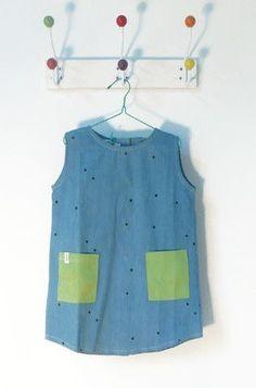 Indikidual PIPPI Chambray Dress
