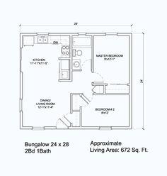 Little house on 37 on pinterest floor plans house plans for 24x24 cabin floor plans with loft