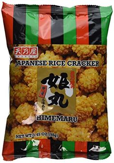 Amanoya Himemaru Japanese Rice Crackers, Medium, oz for sale online Japanese Rice Crackers, Japanese Snacks, Gourmet Recipes, Snack Recipes, Healthy Snacks, Healthy Recipes, Favorite Candy, Nom Nom, My Favorite Things