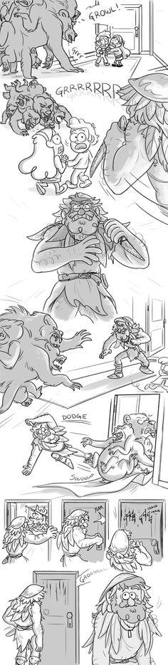 Jumanji Falls - Part 4 by SammyTorres on DeviantArt