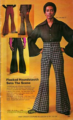 Plaid Stallions : Rambling and Reflections on pop culture 70s Black Fashion, 70s Fashion Men, 70s Inspired Fashion, Fashion Fail, Turkish Fashion, Modest Fashion, Retro Fashion, Korean Fashion, Vintage Fashion