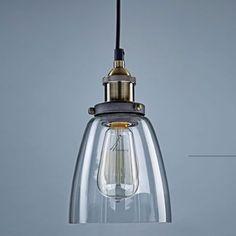 New-Modern-Clear-Glass-Hanging-Ceiling-Lighting-Pendant-Light-Chandelier-Lamp