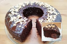 Baking Recipes, Cake Recipes, Sweet Recipes, Healthy Recipes, Bunt Cakes, Oreo Cupcakes, Food Hacks, Food Art, Doughnut