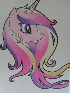 mlp_drawings of cadence - Google Search