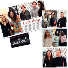 #GetIt #Magazine #Nicci Launch #SS17 Polaroid Film, Product Launch, Magazine, Warehouse