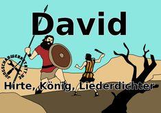 David - Hirte, König, Liederdichter