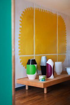 Pierre Charpin Remakes LeCorbusier's Apartment 50