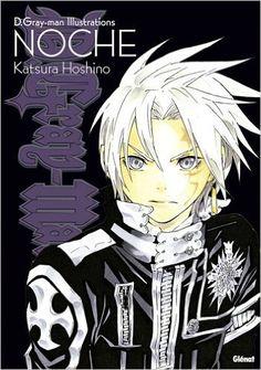 D.Gray-man Noche - HOSHINO Katsura