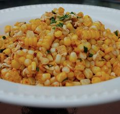 Savory Spicy Sweet: Bobby Flays Grilled Corn Salad with Lime, Red Chili, and Cotija. A hit at bbqs. Food Network Recipes, Cooking Recipes, Healthy Recipes, Chef Recipes, Copycat Recipes, Grill Recipes, Yummy Recipes, Healthy Food, Gourmet