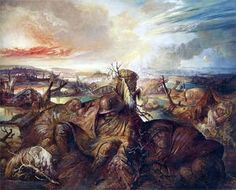Flandre - (Otto Dix)