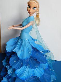 Boneca Elsa - Frozen